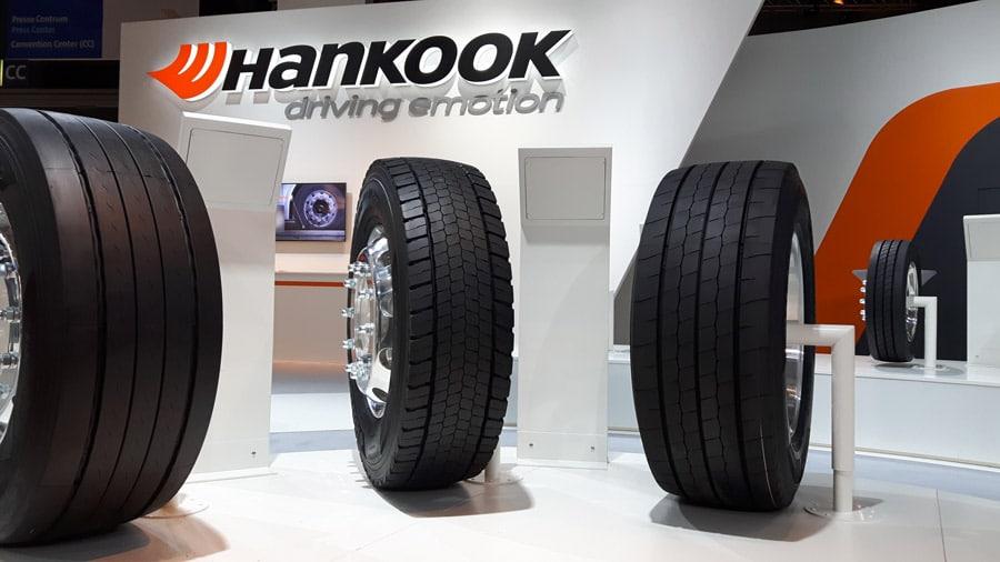 hankook e-cube blue