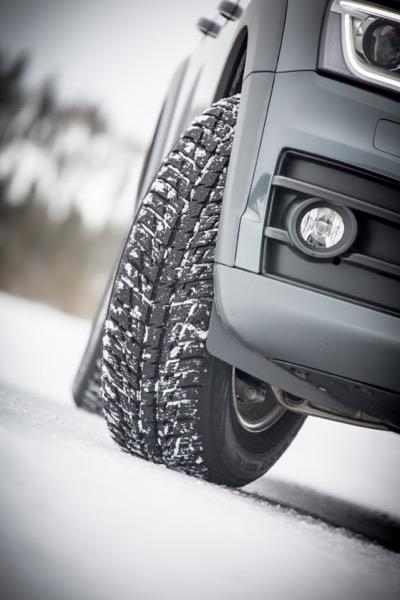 Pneu hiver WR SUV3