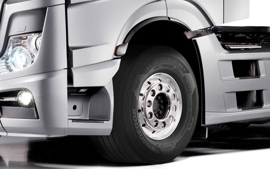 nouveaux pneus poids lourd hankook
