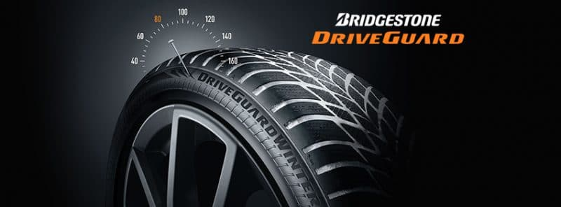 Les technologies Bridgestone Driveguard