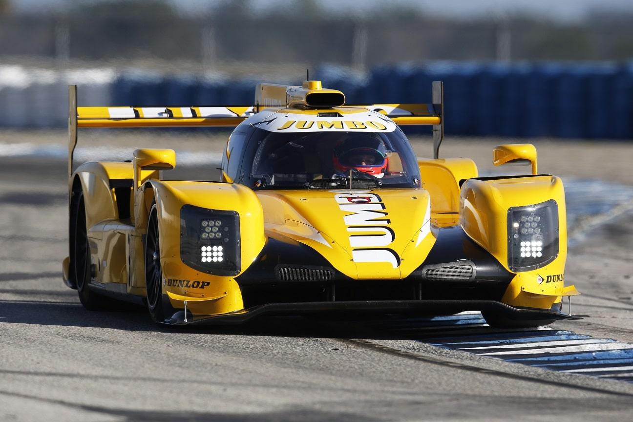 Pneus Dunlop Motorsport