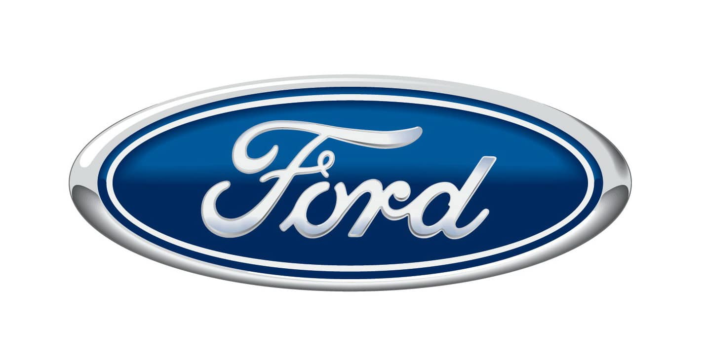 Logo officiel Ford