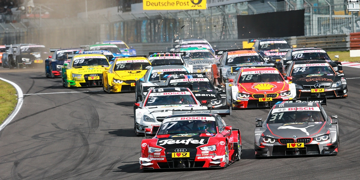 Course automobile allemande DTM