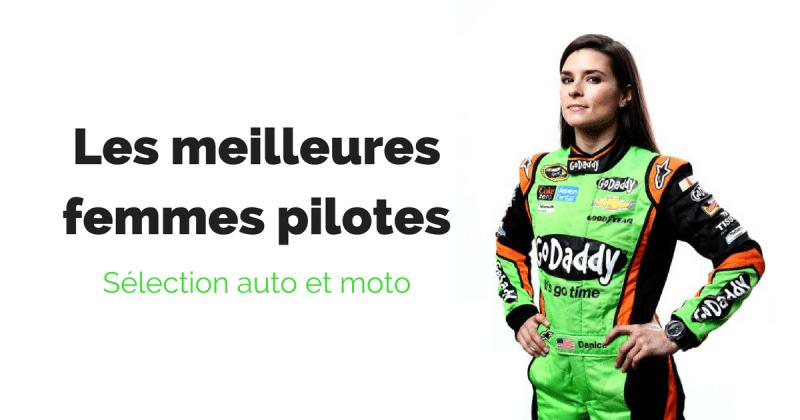 Les meilleures femmes pilotes