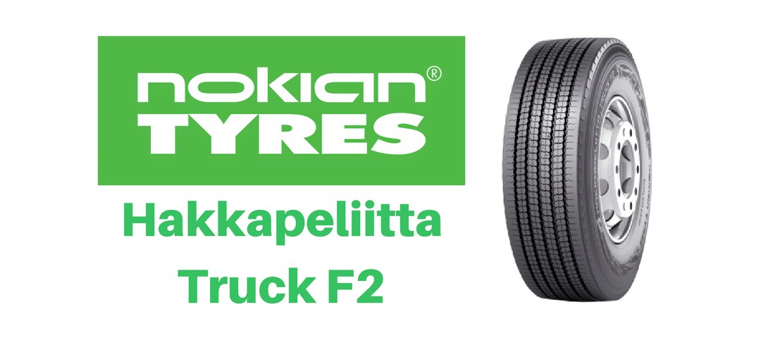 Nokian Tyres : le nouveau pneu Hakkapeliitta Truck F2