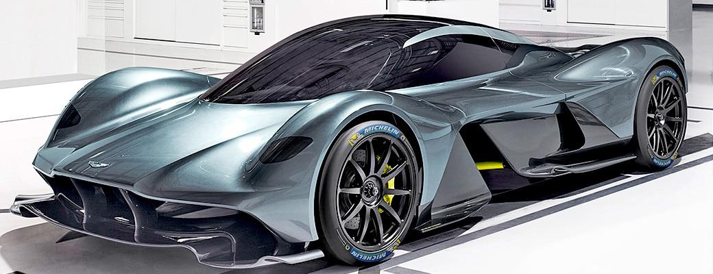 Voiture Aston Martin Valkyrie