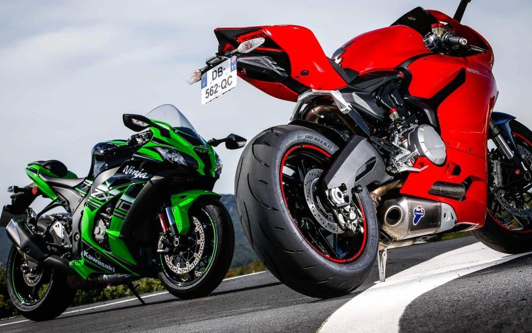 Nouveau pneu moto Dunlop : SportSmart 2 Max