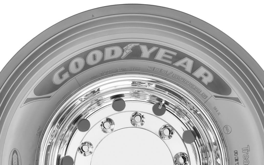 Goodyear : de nouveaux pneus pour remorque