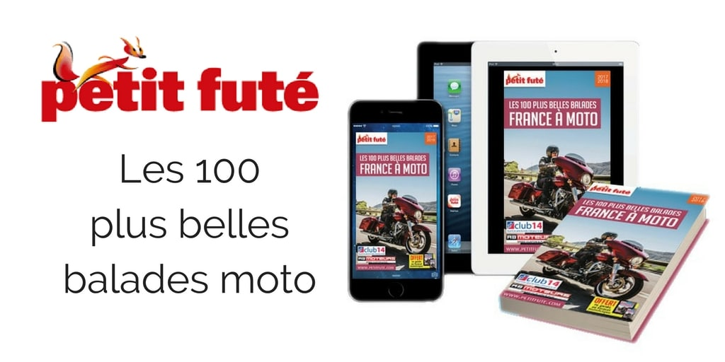 La France a moto Petit Fute