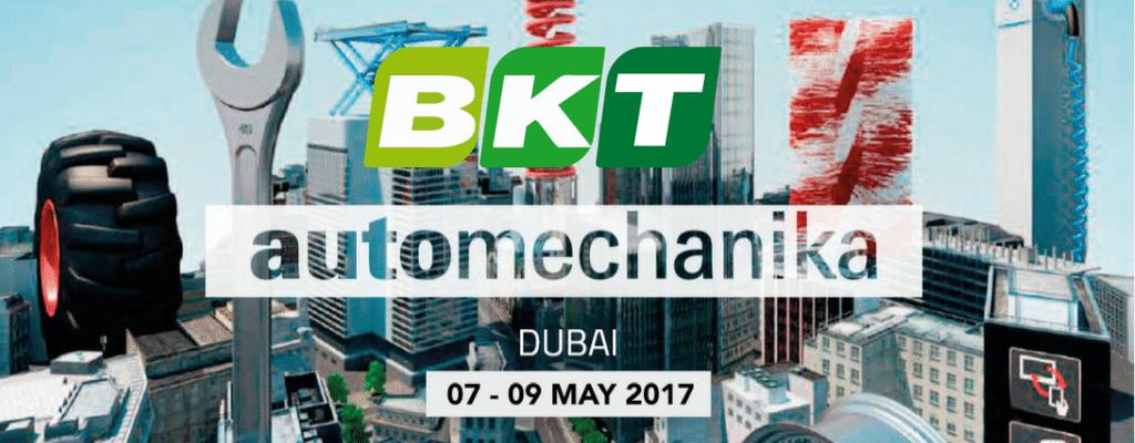 BKT Automechanika Dubai