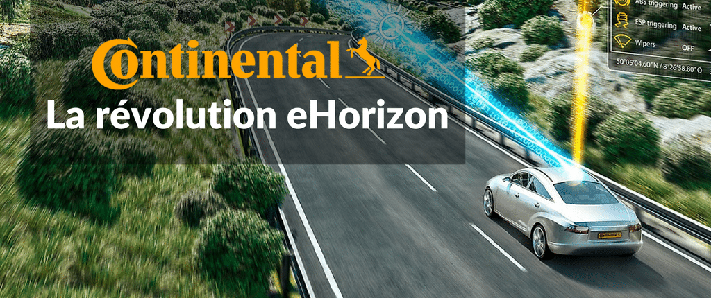 Continental eHorizon