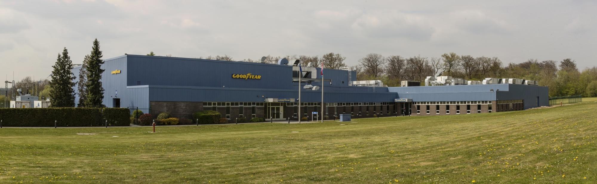 Laboratoire Goodyear Luxembourg
