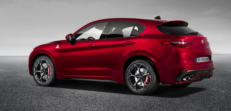 Nouveau SUV Alfa Romeo Premium moyenne taille