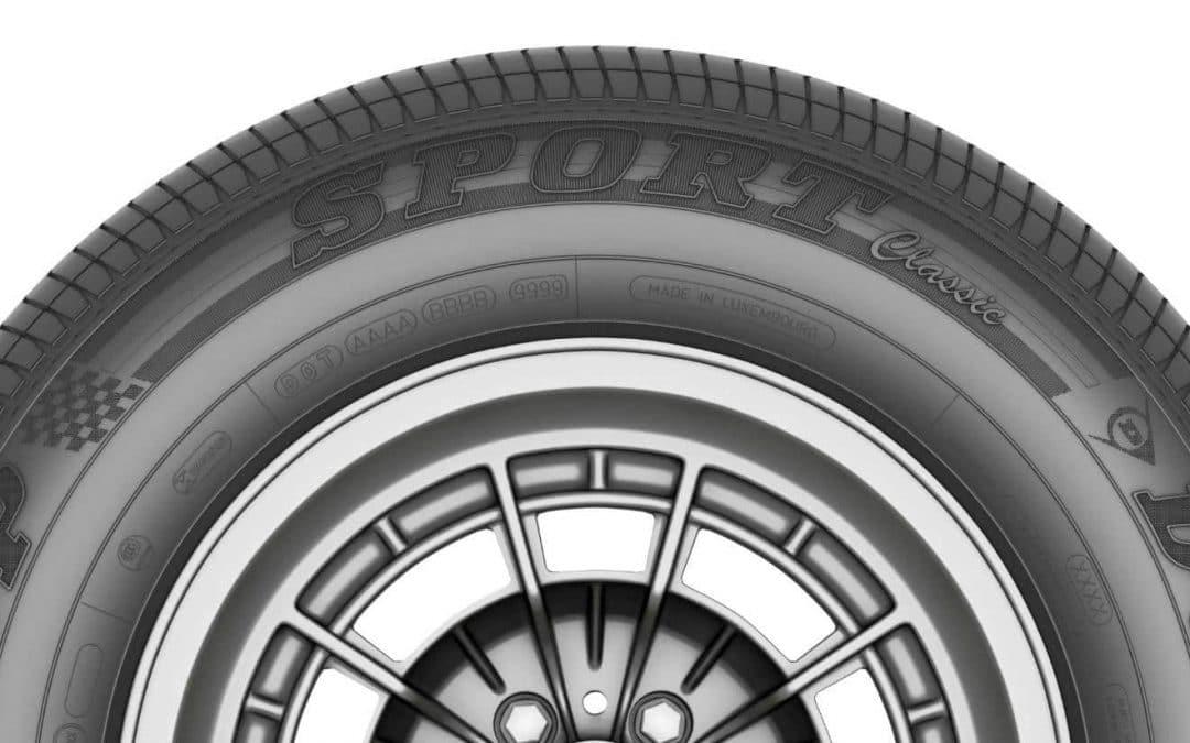 Dunlop Sport Classic : nouveau pneu voiture à haute performance