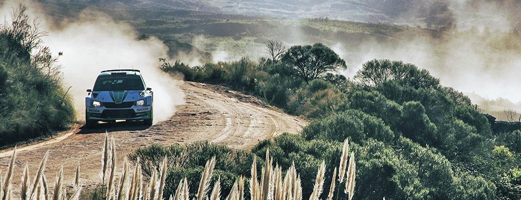 Michelin au rallye Argentine 2017