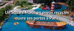 Un Square marin ouvre ses portes a Paris dans le 14eme arrondissement