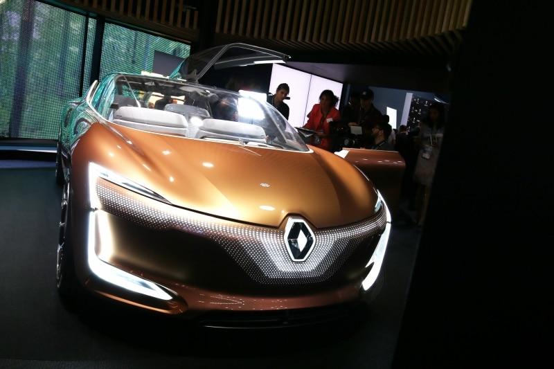 Concept car Renault Z33 Symbioz