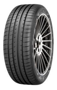 Un nouveau concept de pneu intelligent par Goodyear