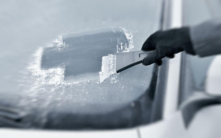 préparer voiture conduite hiver