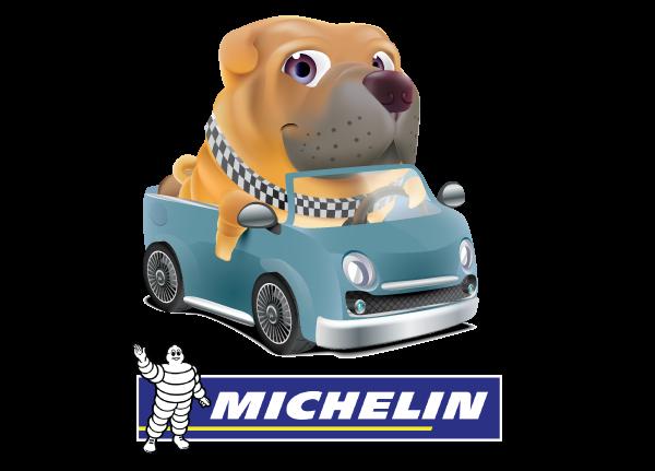pneu auto Michelin