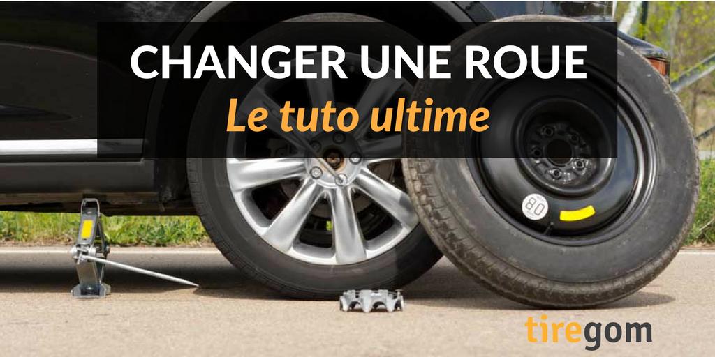 Changer une roue