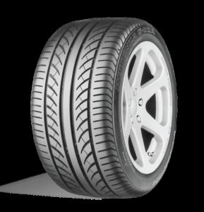 Le modèle de pneu Potenza S-02 de Bridgestone