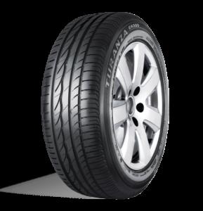 Le pneu Touranza ER300 Ecopia de Bridgestone