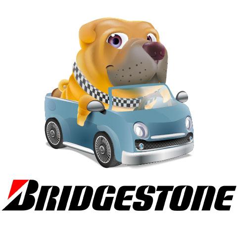 Brigestone propose des pneus hiver, des pneus été et des pneus toutes saisons