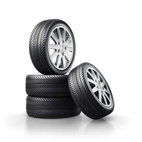 montage pneus neufs