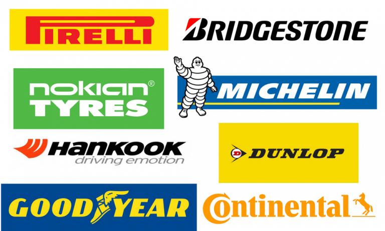Les marques de pneus Premium sur Popgom