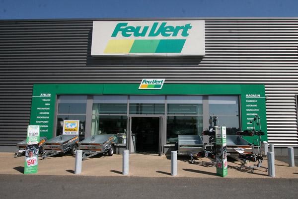 Garage Feu Vert pour monter ses pneus
