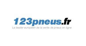 Logo officiel 123pneus
