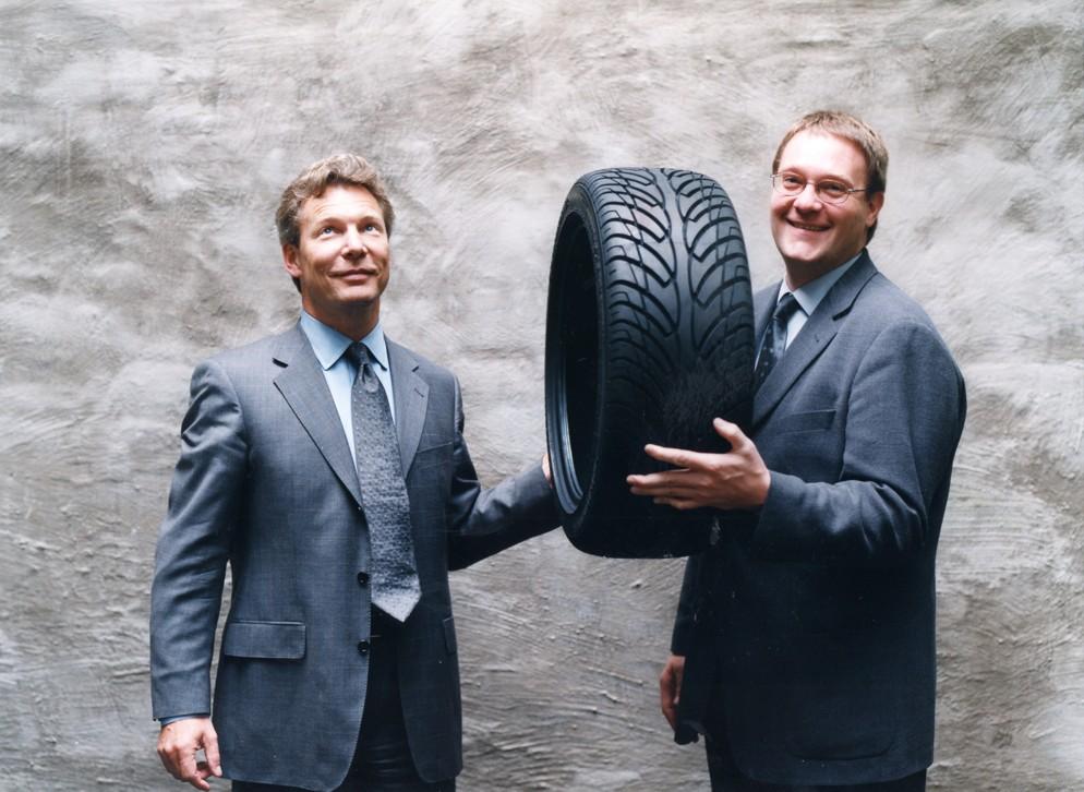Rainer Binder & Andreas Prüfer Delticom