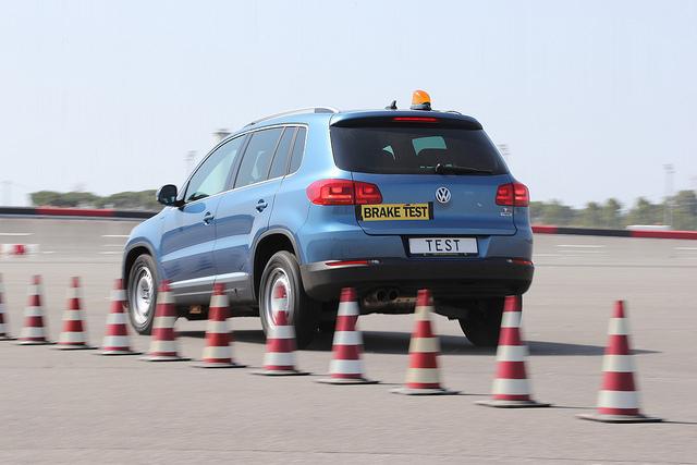 test freinage été 2017