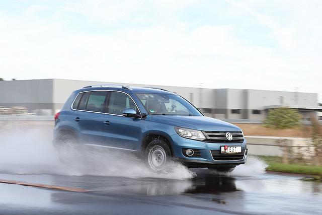 test route mouillée pneus 2017