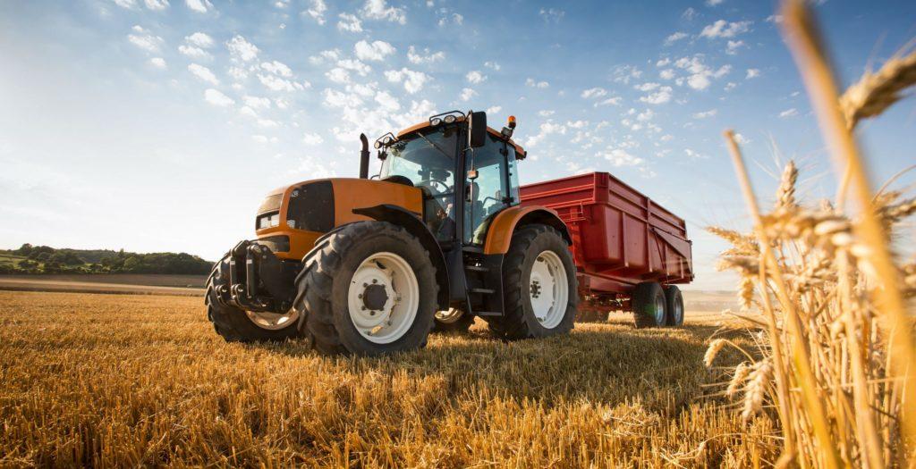 Tracteur et engins agricoles