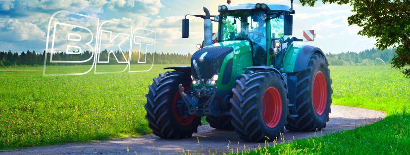 Pneus agricoles BKT