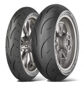 Nouveaux pneumatiques moto Dunlop SportSmart 2 Max