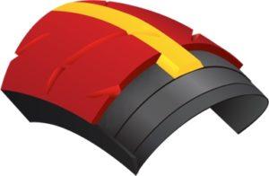 Technologie Multi-Tread Dunlop SportSmart 2 Max