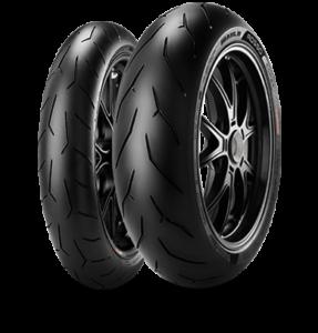 Pneu moto Pirelli Diablo Rosso Corsa
