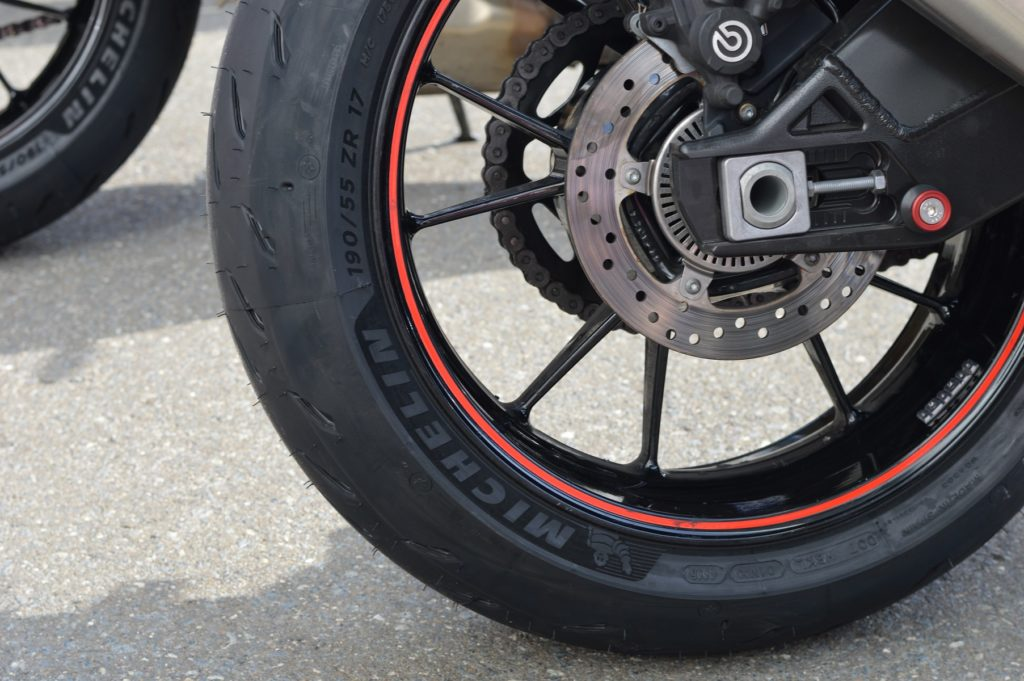Pneu moto Michelin Power Rs