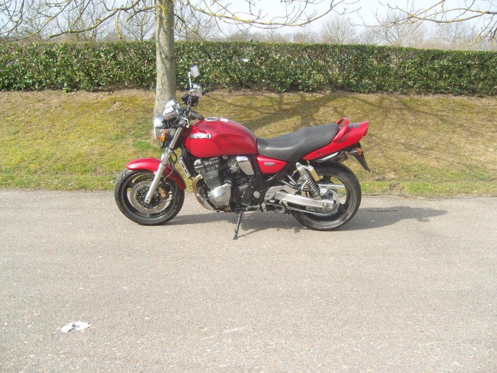 Moto de Motard Connard