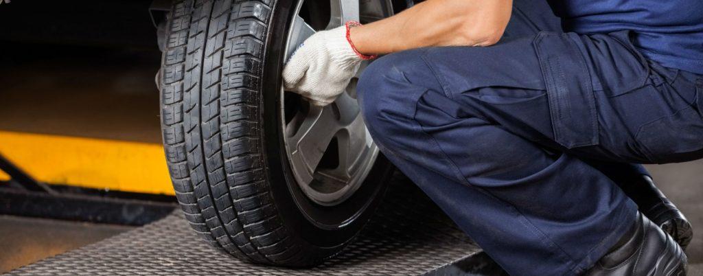 Pression usure pneus voiture