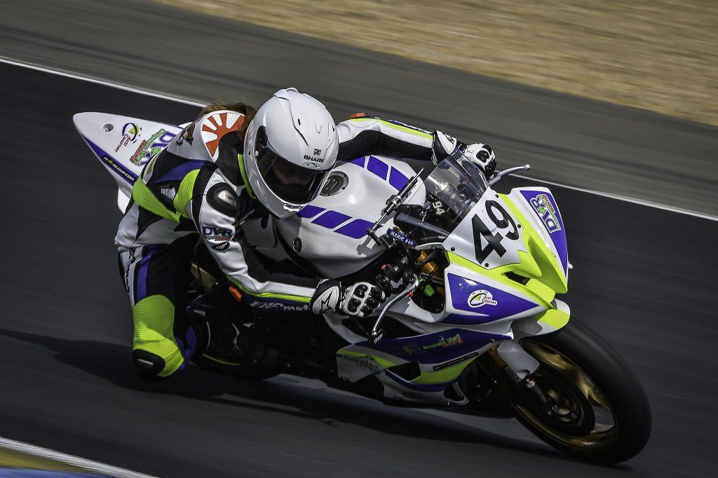 Moto Yamaha R6 2011