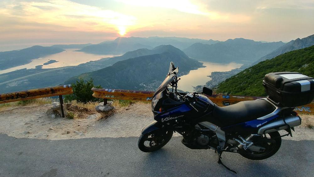 Roadtrip moto Montenegro