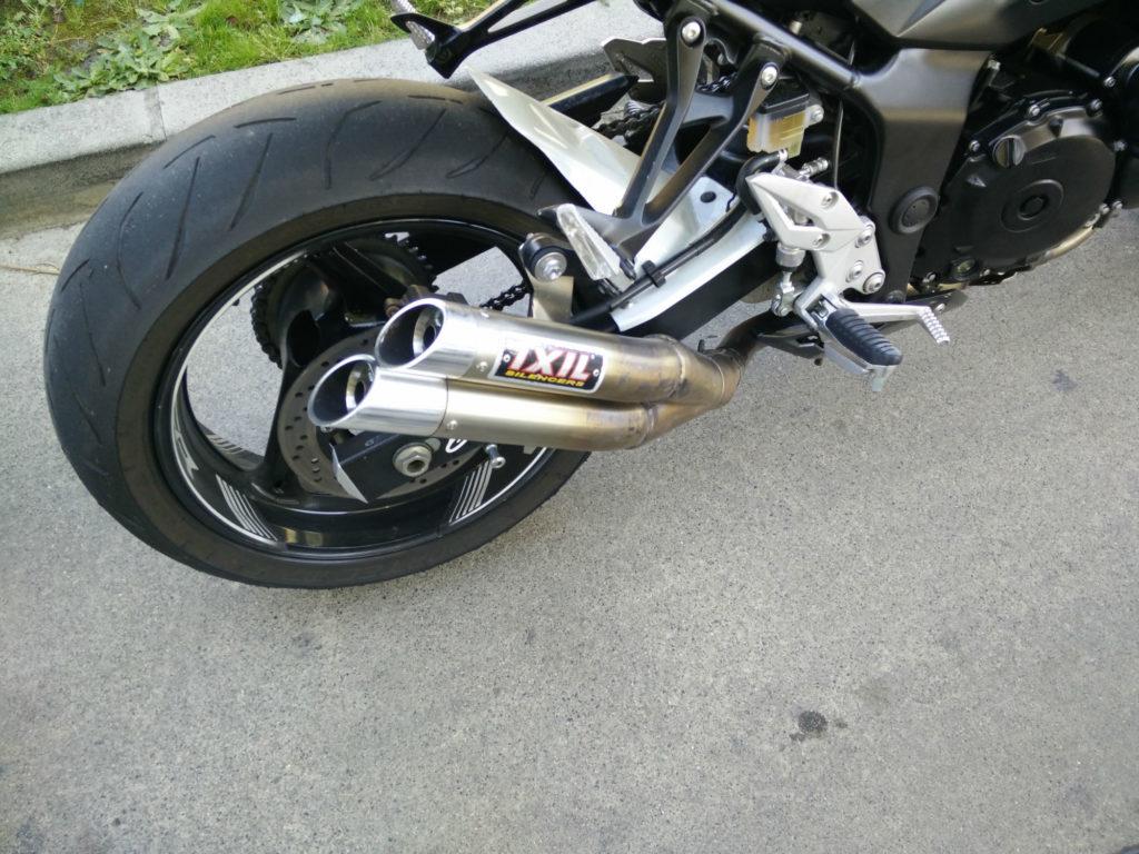 Pneu moto routier Metzeler Sportec M7 RR