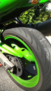 pneu moto routier sportif Michelin Pilot Power 3