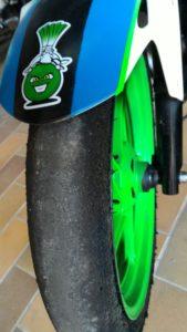 Pirelli Diablo Superbike pneu moto slick