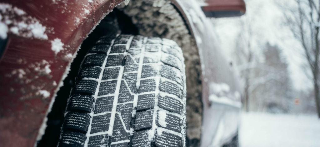 Acheter un pneu hiver pas cher