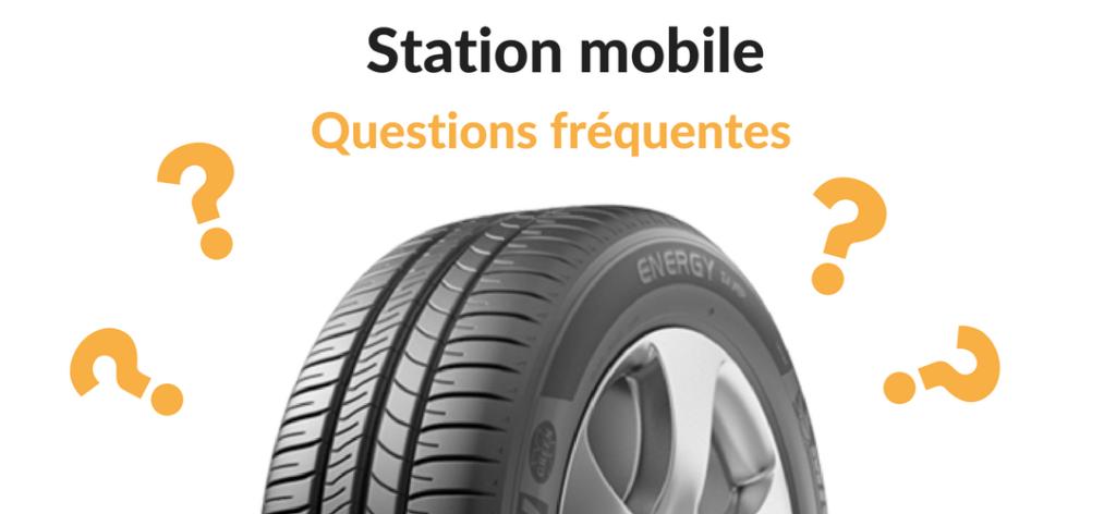 Tiregom répond à vos questions fréquentes sur les stations mobile de montage de pneus
